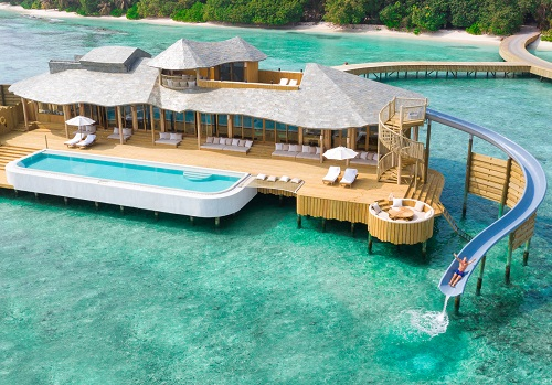 maldives best over water villas